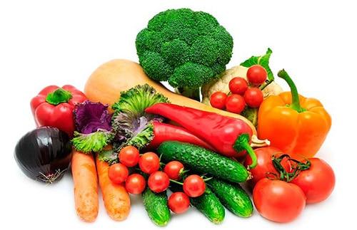 verdura para bajar de peso