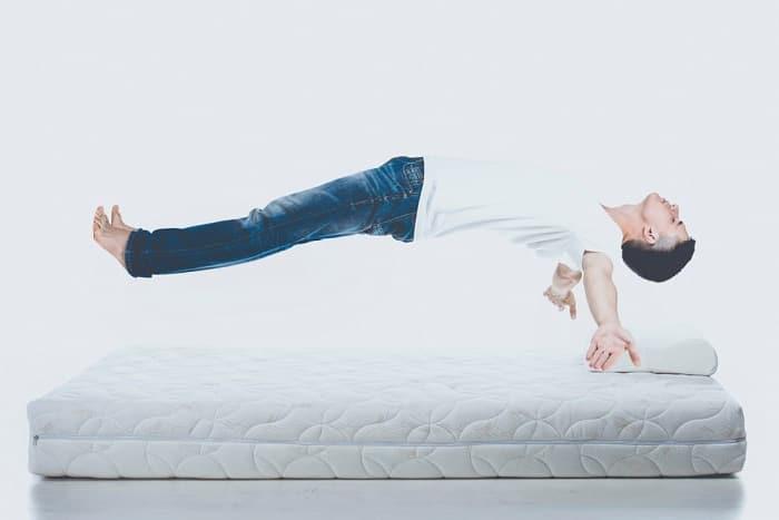 Cambiar de colchón para descansar mejor