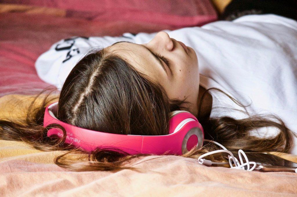 escuchar musica 5G
