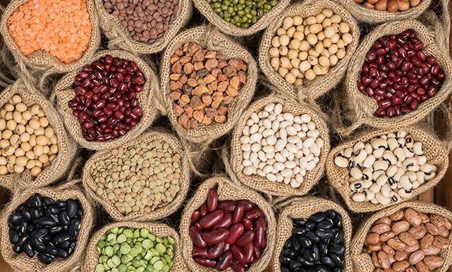 las legumbres son un gran superalimento