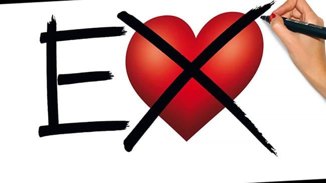 no debes odiar a tu ex