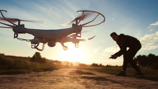 los drones requieren responsabilidad