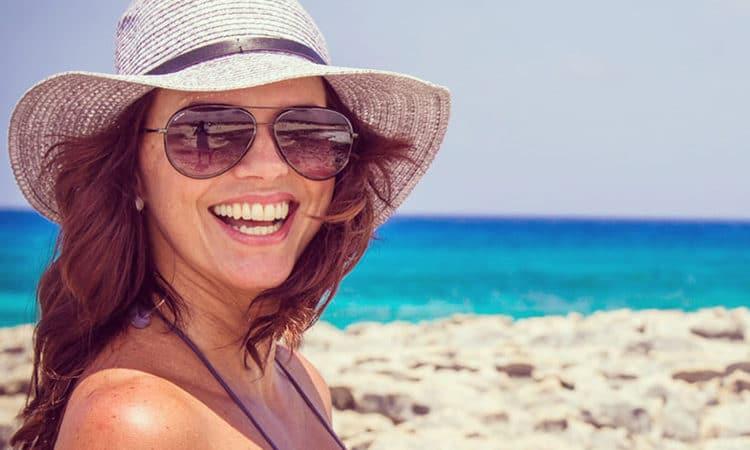 Cómo proteger el cabello del sol en verano