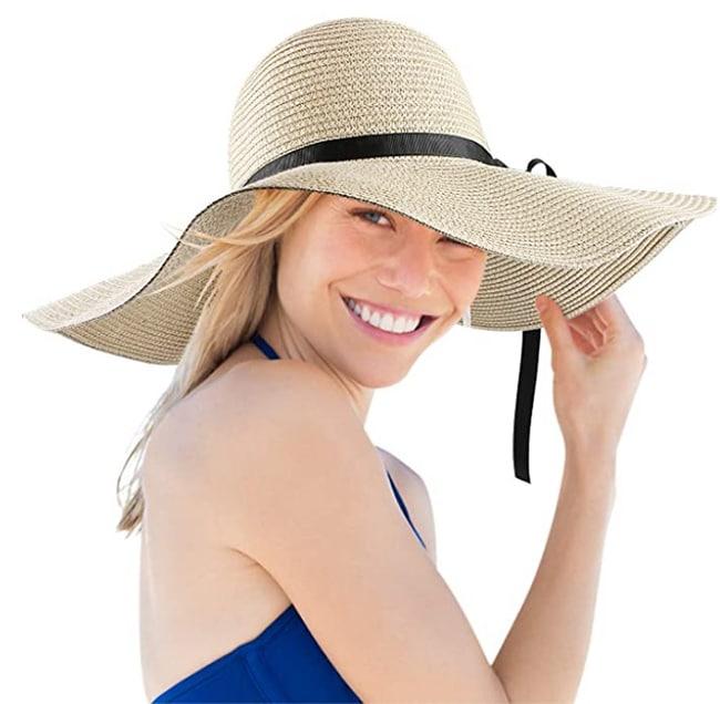 utilizar un sombrero te ayudará a proteger el cabello