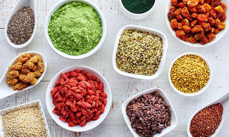 10 superalimentos para añadir a tu dieta