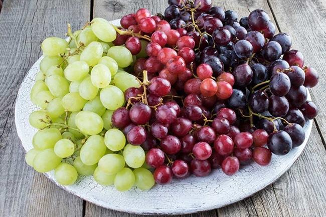 las uvas son consideradas un superalimento