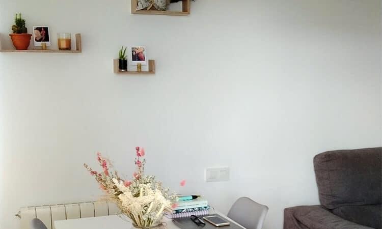 Evitar hacer agujeros en la pared es posible