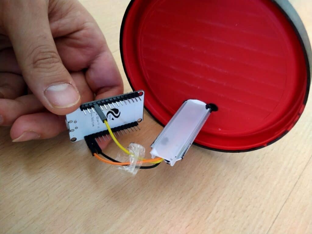 esp32 led smart