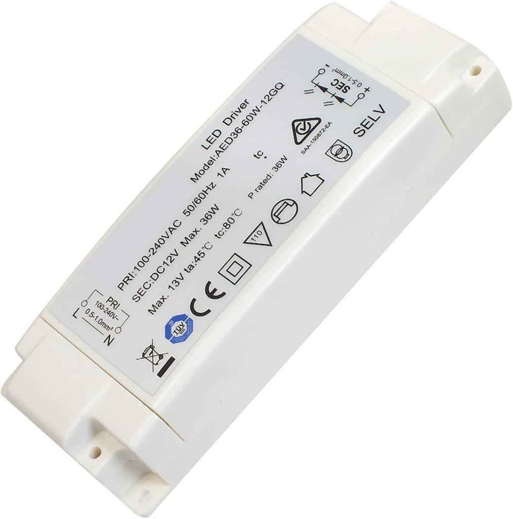 Led Driver para evitar el parpadeo LED