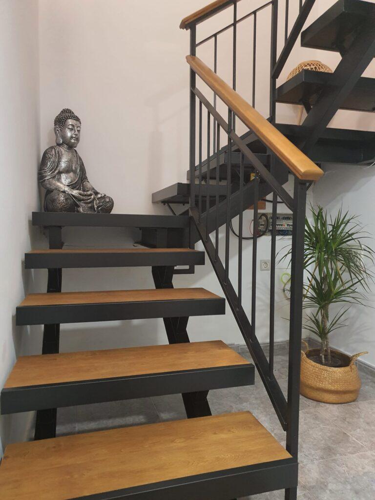 renovar escaleras casa
